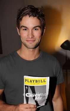 Oh God. Chace. Just stop. Too much.