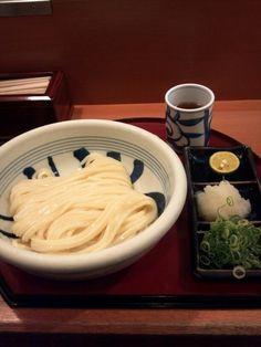 生醤油うどん-Kijyouyu udon- 780 JPY from 梅田はがくれ-Umeda Hagakure-, Umeda Osaka