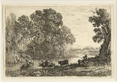 Le Bouvier (The Cowherd) – Works – Collection – Art Gallery of Guelph