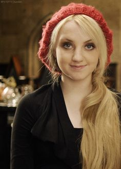 Evanna is so beautiful and quirky and funny and amazing. I love her to pieces and I keep forgetting it. I think I might start a weekly Ev Appreciation Pin... She's just lovely.