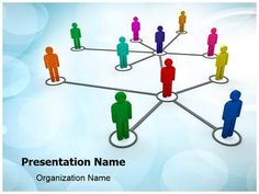 Download our state-of-the-art People Network #PPT template. Make a #People…