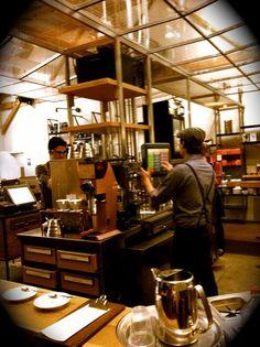 intellegentsia #espresso