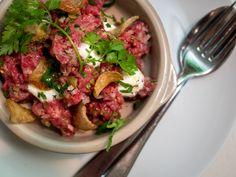 Ravintola Fabrik | Aitoa arkiruokaa Tacos, Mexican, Beef, Chicken, Ethnic Recipes, Food, Meat, Eten, Ox