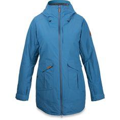 Dakine Silcox Damen Jacket Ski-/Snowboard Jacke Chillblue