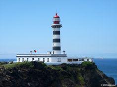 Farol de Ponta da Barca, Graciosa, Açores, Portugal Lighthouse of Ponta da Barca, Graciosa, Azores