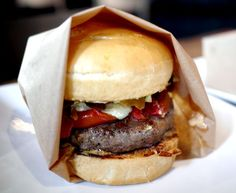 25 Degree Burger @Pullman