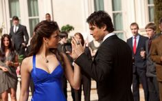 30 Day Challenge day 3: Favorite Couple: Damon and Elena. No choice!
