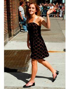 Emma Watson: A Fashion Star Is Born