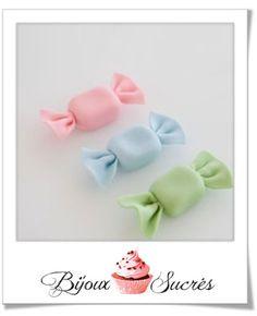 Un petit tuto très simple pour aujourd'hui que l'on peu aussi bien réaliser en pâte FIMO, pâte à papier ou pâte à sucre pour un vrai gâteau. Ce tuto peut très bien être réalisé avec des enfants. Voici donc un modelage de bonbons pour créer de beaux bijoux gourmands ou de beaux gâteaux !