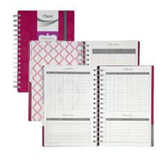 Mead® Organizher™ New Mom Journal (you can find it at Target)- this is a fantastic way to track everything from diaper changing to breast feeding all in one place and take it to your doctor's appointments, it has been one of my clients and friends favorite tools