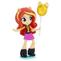 My Little Pony Equestria Girls Minis Sunset Shimmer Theme Park Collection Single Figure My Little Pony Dolls, All My Little Pony, My Little Pony Games, My Little Pony Party, My Little Pony Drawing, My Little Pony Pictures, Equestria Girls, Mermaid Wallpapers, Barbie Fashionista Dolls