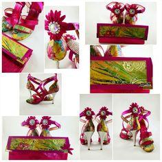 Spica Dance Shoes  Cinderella Series Sagitta Model with Swarovski-Gem Soles & Flowers %100 Hand Made. %100 Custom Made  www.dancespica.com