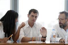Rivera corta el paso a Pedro Sánchez y sólo contempla un Gobierno en minoría del PP