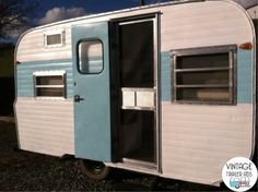 1971 Go Tag-A-Long Vintage Trailer For Sale - http://www.VintageTrailerAds.com