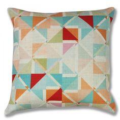 Abstract cushion - hardtofind.