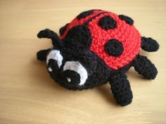 Ravelry: Ladybird pattern by emmhouse