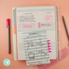 """Utilize o make it happen do My Planner para organizar aquela dieta inadiável. Escreva todas as tarefas em forma de itens e estipule uma data de """"partida e chegada"""", exemplo casamento de uma amiga. Sem esquecer que uma alimentação saudável é para toda vida!"""