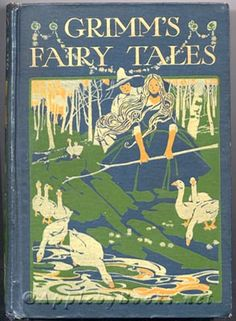 Grimm's Fairy Tales. Loved reading these stories.