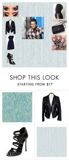 """""""Chase Davenport: Alternate Universe"""" by teenglader on Polyvore featuring Designers Guild, Alexander McQueen, Casadei, Chanel and Zoffany"""