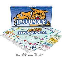 University of Kentucky U.K.Opoly