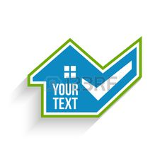 House Approval Check. Vector design Stock Vector - 51423277