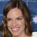 Hilary Swank: Dream started in a car -