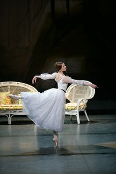 Svetlana Zakharova : [i][b]La Dame Aux Camelias[/b][/i] | just_ballet