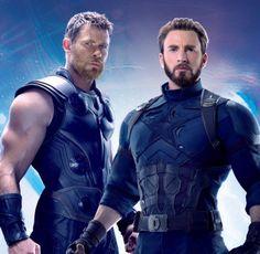 Thor &Cap