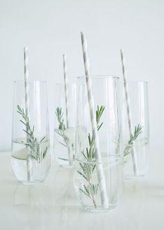 Recipe: Cucumber-Rosemary Gin and Tonic | Julep
