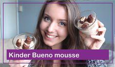 Kinder Bueno mousse - Foodgloss