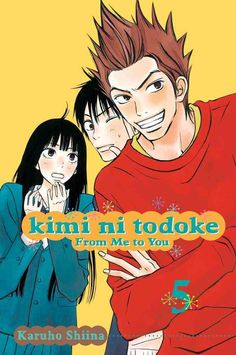 Kimi Ni Todoke 5: From Me to You