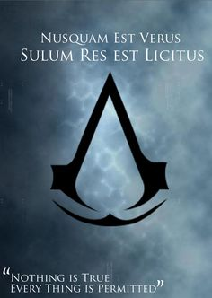 Nothing True.. Assassins Creed by StumpyMcN0Legs.deviantart.com on @DeviantArt