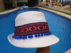Mi sombrero de playa | La Costura