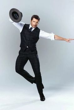 he acts, he dances, he sings...the gorgeous and amazingly talented Hugh Jackman