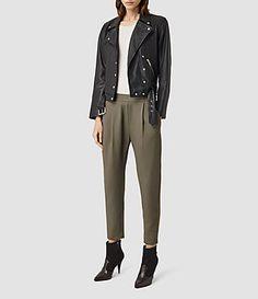 ALLSAINTS US: Women's Pants & Leggings, shop now.