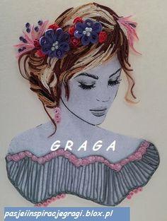 Autor: Grażyna Kędzierska  .Rysunek pobrany z Pinteresta.