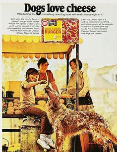 Ken-L Ration Burger