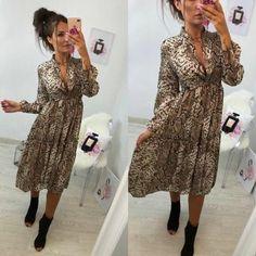 Φόρεμα - κωδ. 826 Wrap Dress, Dresses With Sleeves, Long Sleeve, Fashion, Gowns With Sleeves, Moda, Sleeve Dresses, Wrap Dresses, Fasion