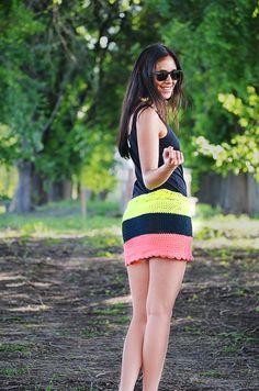 mini tejida en crochet verano 2013