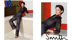 ヴィヴィアン・サッセン撮影によるポール・スミス2015年秋冬キャンペーン - Paul Smith World - News