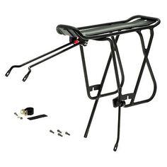 Carrier and Pannier Racks 177836: Axiom Journey Rear Bike Rack W Struts-Black -> BUY IT NOW ONLY: $34.95 on eBay!