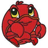 Cute Baby Crab