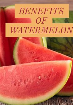 Summer time is on the way and so is the season of watermelon. We all know that watermelon is sweet and juicy but with its sweetness it com. Watermelon Benefits, Watermelon Nutrition Facts, Best Protein, Protein Diets, Body Cells, Low Calorie Recipes, Hair Health, Amino Acids, Vitamin C