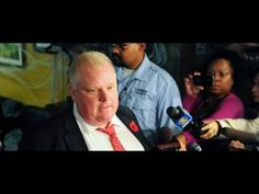 Rob Ford the crack cocaine man