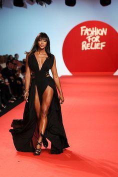 <font><font>Naomi Campbell Para Lanzar Lucha de Moda contra el Ébola</font></font>