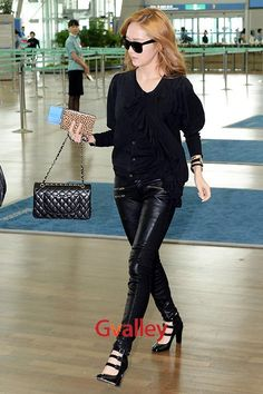 219f2e02b22c 45 Best Jung Jessica s black clothes images in 2019
