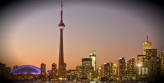Toronto (ON), Canada home to 2,615,060 people.