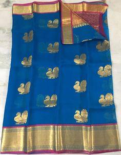 Exclusive Pure Kanchi Organza Sarees   Buy Onine Organza Sarees With Low Price   Organza Silk Sarees   Elegant Fashion Wear