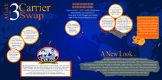 150805-N-MH885-001 SAN DIEGO, Calif. (Aug. 5, 2015) An infographic showing a development timeline for a 3 carrier crew swap between the aircraft carriers USS Ronald Reagan (CVN 76), USS George Washington (CVN 73), and USS Theodore Roosevelt (CVN 71). (U.S. Navy photo illustration by Mass Communication Specialist 2nd Class Stephanie Smith/Released)