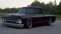 flat black 1971 chevy c10 - Google Search